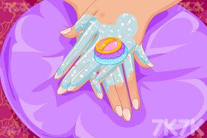 《完美婚礼美甲》游戏画面3