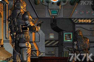 《太空战队逃脱》游戏画面1