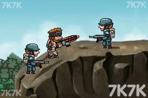 《合金武器无敌版》游戏画面3