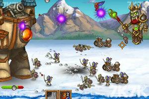 《移动的城堡无敌版》游戏画面2