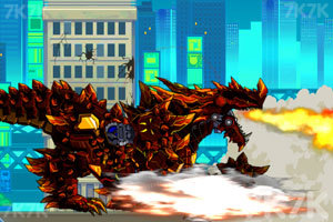 《组装地狱魔龙》截图3