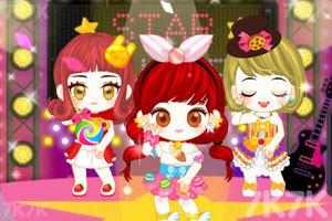 《阿sue之糖果女孩》游戏画面1