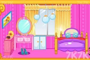 《甜蜜公主房2》游戏画面2