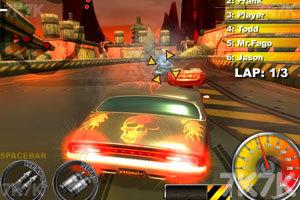 《暴力飙车》游戏画面4
