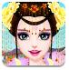 中国公主做美容