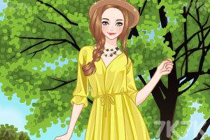 《雪纺纱裙》游戏画面1