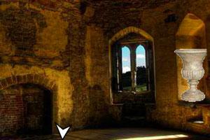 《绝望的城堡逃脱》游戏画面1