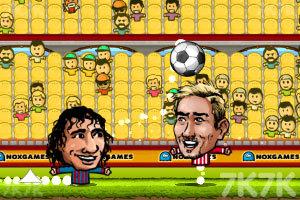 《西班牙足球联赛》游戏画面5