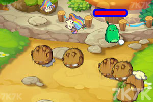 《燃烧的蔬菜4》游戏画面4