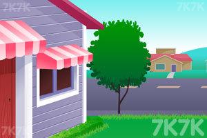 《温馨的老房子逃脱》游戏画面2