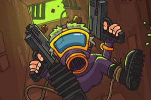 《害虫猎人》游戏画面1