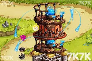 《终极之塔中文无敌版》游戏画面1