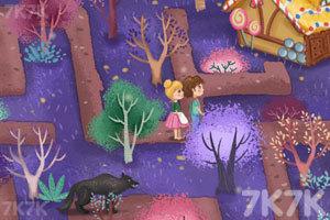 《奇幻森林历险》游戏画面2