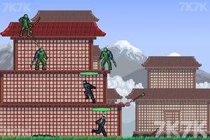 《忍者突袭无敌版》游戏画面4