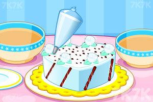 《好吃的巧克力蛋糕》游戏画面5