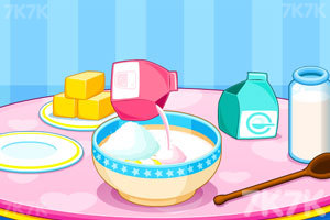 《好吃的巧克力蛋糕》游戏画面2