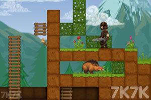 《猎人求生无敌版》游戏画面2