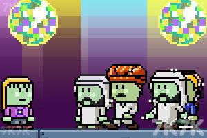 《帝国的地下商店》游戏画面1
