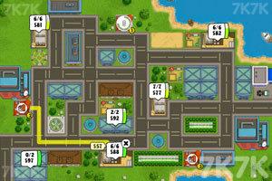 《运送水泥盖房子2无敌版》游戏画面4