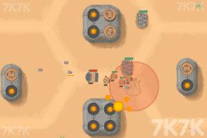 《机器堡垒防御战》游戏画面3