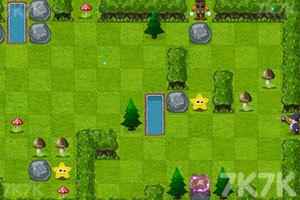 《树精和巫师》游戏画面4
