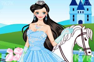 《女孩的童话婚礼》游戏画面3