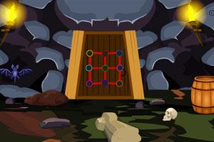 《鬼魂洞穴逃脱》游戏画面1