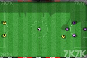 《欧洲杯大战》游戏画面5