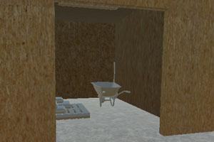 《建造中的工作室》游戏画面1