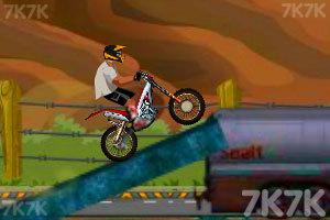 《摩托障碍大赛》游戏画面3