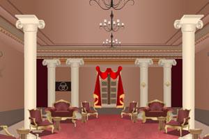 《逃出城堡宫殿》游戏画面1