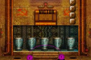 《逃离中世纪城堡》游戏画面1