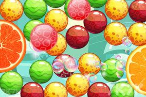 《好清凉的泡泡》游戏画面2