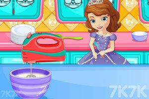 《彩虹煎饼》游戏画面2