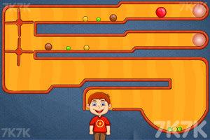 《吃货吃糖豆4》游戏画面5