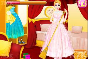 《打扫公主房间》游戏画面3