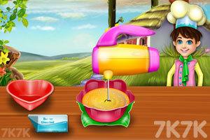 《玫瑰海绵蛋糕》游戏画面4