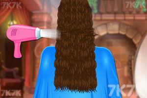 《公主的发型》游戏画面4