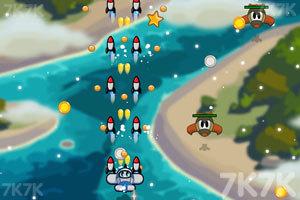 《猴子请来的救兵2无敌版》游戏画面1