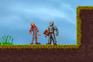 《中世纪骑士的冒险》游戏画面1