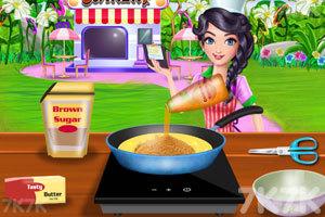 《烹饪夹心蛋糕》游戏画面2