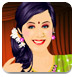 印度美女化妆