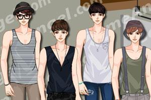 韩版时尚背心