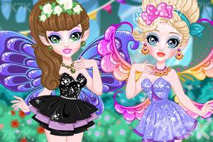 《童话公主夏季派对》游戏画面1