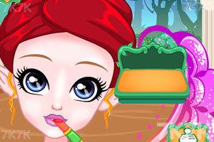 《童话公主夏季派对》游戏画面3