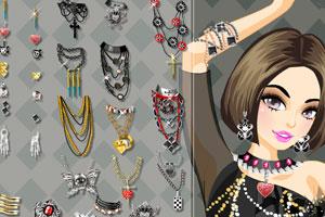《珠宝装饰》游戏画面1