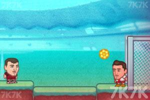 《超级大脑足球赛》游戏画面2