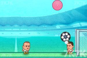 《超级大脑足球赛》游戏画面3