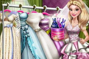 《莫娜的婚纱》游戏画面1