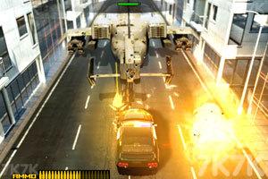 《暴力警车3》游戏画面2